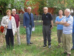 DRK Aktive Senioren Wixhausen: Besuch von OB Jochen Partsch