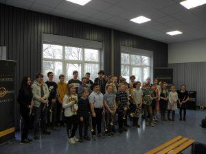Schülervorspiel in Wixhausen