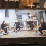 Blasorchester-Ensembles im virtuellen Benefizkonzert